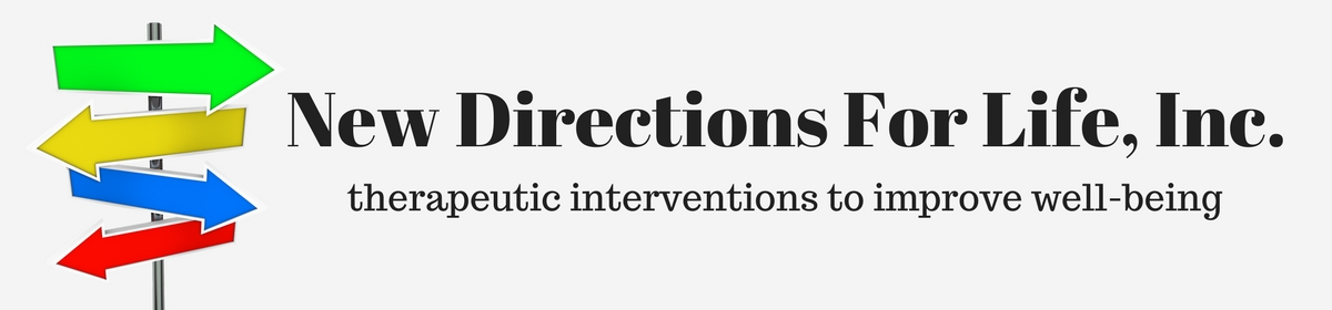 NEW DIRECTIONS FOR LIFE, INC.